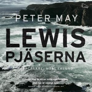 Lewispjäserna (ljudbok) av Peter May