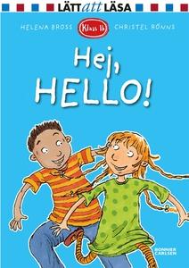 Hej, hello! (e-bok) av Helena Bross