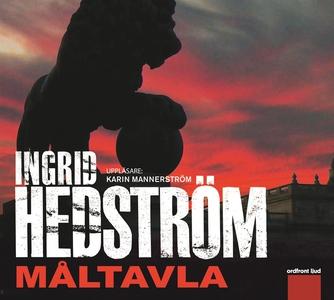 Måltavla (ljudbok) av Ingrid Hedström