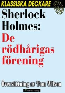 Sherlock Holmes: De rödhårigas förening. (e-bok