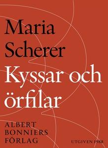 Kyssar och örfilar (e-bok) av Maria Scherer