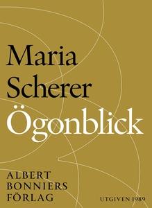 Ögonblick (e-bok) av Maria Scherer