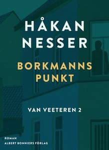 Borkmanns punkt (e-bok) av Håkan Nesser