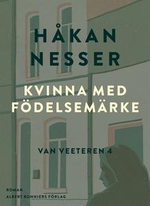 Kvinna med födelsemärke (e-bok) av Håkan Nesser