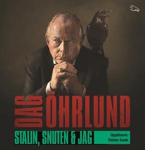 Stalin, snuten och jag (ljudbok) av Dag Öhrlund