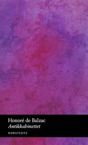 Antikkabinettet (e-bok) av Honoré de Balzac