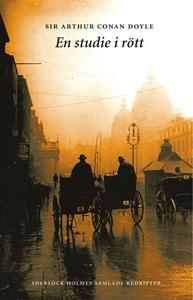 Sherlock Holmes: En studie i rött (ljudbok) av