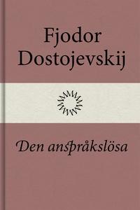 Den anspråkslösa (e-bok) av Fjodor Dostojevskij