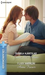 Dubbla hjärtslag/I ljuv harmoni (e-bok) av Fion