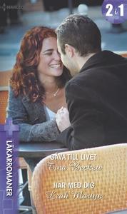 Gåva till livet/Här med dig (e-bok) av Tina Bec