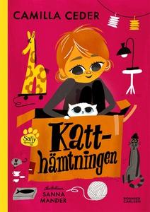 Katthämtningen (e-bok) av Camilla Ceder
