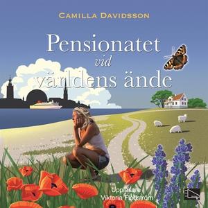 Pensionatet vid världens ände (ljudbok) av Cami