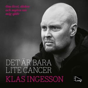 Det är bara lite cancer: om livet, döden och my