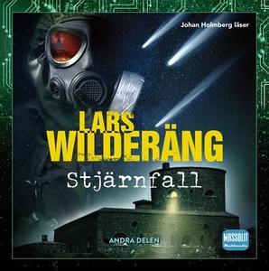 Stjärnfall (ljudbok) av Lars Wilderäng