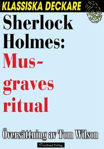 Sherlock Holmes: Musgraves ritual (e-bok) av Ar