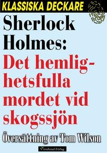 Sherlock Holmes: Det hemlighetsfulla mordet vid