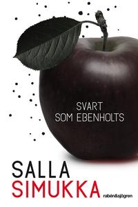 Svart som ebenholts (e-bok) av Salla Simukka