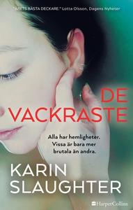 De vackraste (e-bok) av Karin Slaughter