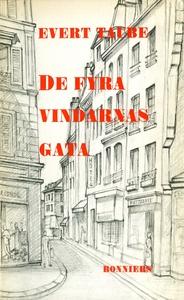 De fyra vindarnas gata (e-bok) av Evert Taube