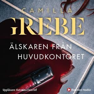 Älskaren från huvudkontoret (ljudbok) av Camill