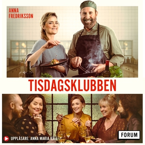 Tisdagsklubben (ljudbok) av Anna Fredriksson