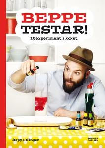 Beppe testar! 15 experiment i köket (e-bok) av