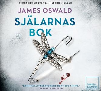 Själarnas bok (ljudbok) av James Oswald