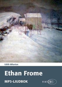 Ethan Frome (ljudbok) av Edith Wharton