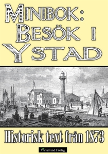 Minibok: Ett besök i Ystad år 1872 (e-bok) av