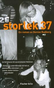 Storlek 37 (ljudbok) av Denise Rudberg