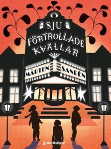 Sju förtrollade kvällar (e-bok) av Mårten Sandé