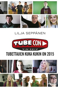 Tubecon - Tubettajien kuka kukin on 2015 (e-bok