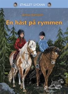 En häst på rymmen (e-bok) av Anna Hansson