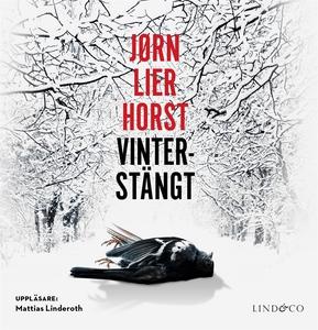 Vinterstängt (ljudbok) av Jørn Lier Horst