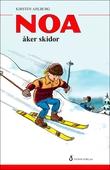 Noa åker skidor