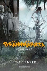 Firnbarnen 2 - Brännmärkta (e-bok) av Lena Ollm