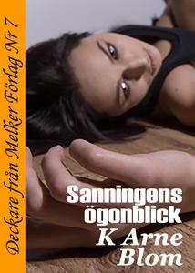 Sanningens ögonblick (e-bok) av K Arne Blom