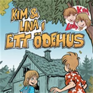 Kim & Lina i ett ödehus (ljudbok) av Torsten Be