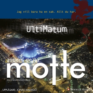 UltiMatum (ljudbok) av Anders De la Motte, Ande