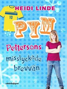 Pym Pettersons misslyckade brevvän (e-bok) av H
