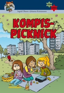 Kompispicknick (e-bok) av Ingrid Olsson