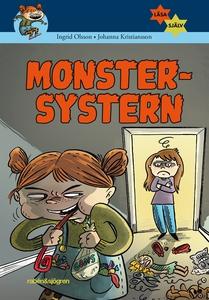 Monstersystern (e-bok) av Ingrid Olsson