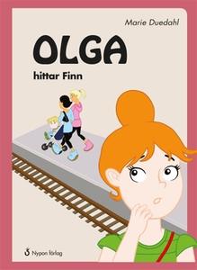 Olga hittar Finn (e-bok) av Marie Duedahl