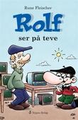 Rolf ser på teve
