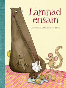 Lämnad ensam (e-bok) av Lotta Olsson