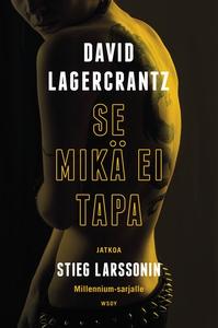 Se mikä ei tapa (e-bok) av David Lagercrantz