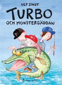 Turbo och monstergäddan (e-bok) av Ulf Sindt