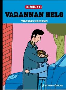 Varannan helg (e-bok) av Thomas Halling