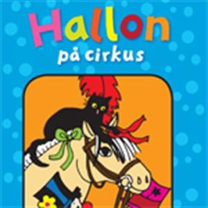 Hallon på cirkus (ljudbok) av Erika Eklund Wils