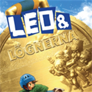 Leo och lögnerna (ljudbok) av Per Sahlin